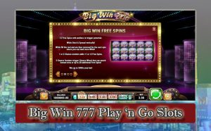 Big Win 777 Play 'n Slots