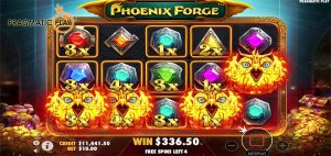 Phoenix Forge Pragmatic Play Slots